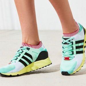 Adidas EQT support RF primeknit sneaker.